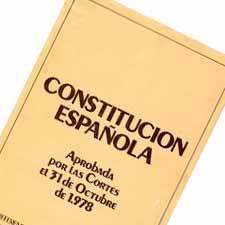 cambio constitución española