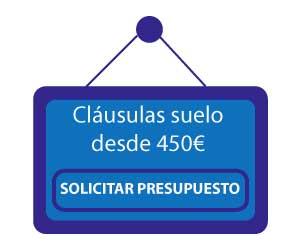 TASAS JUDICIALES Y CLÁUSULA SUELO