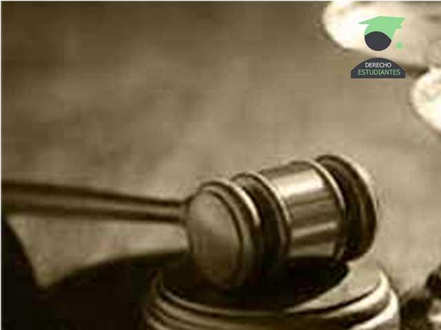 Las resoluciones judiciales